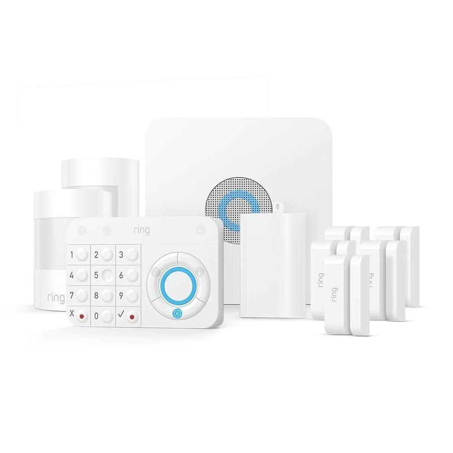 Alarm Security Kit 10 Piece Alarm Systems For Home Wireless Home Security Systems Wireless Home Security