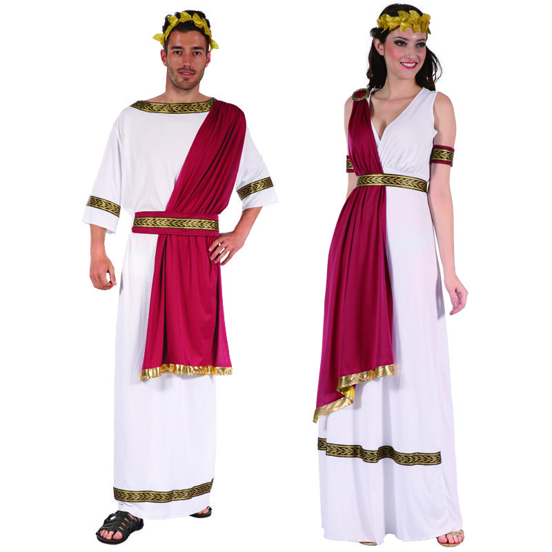 Pareja romanos antigua roma adulto costumes greek for Disfraces parejas adultos