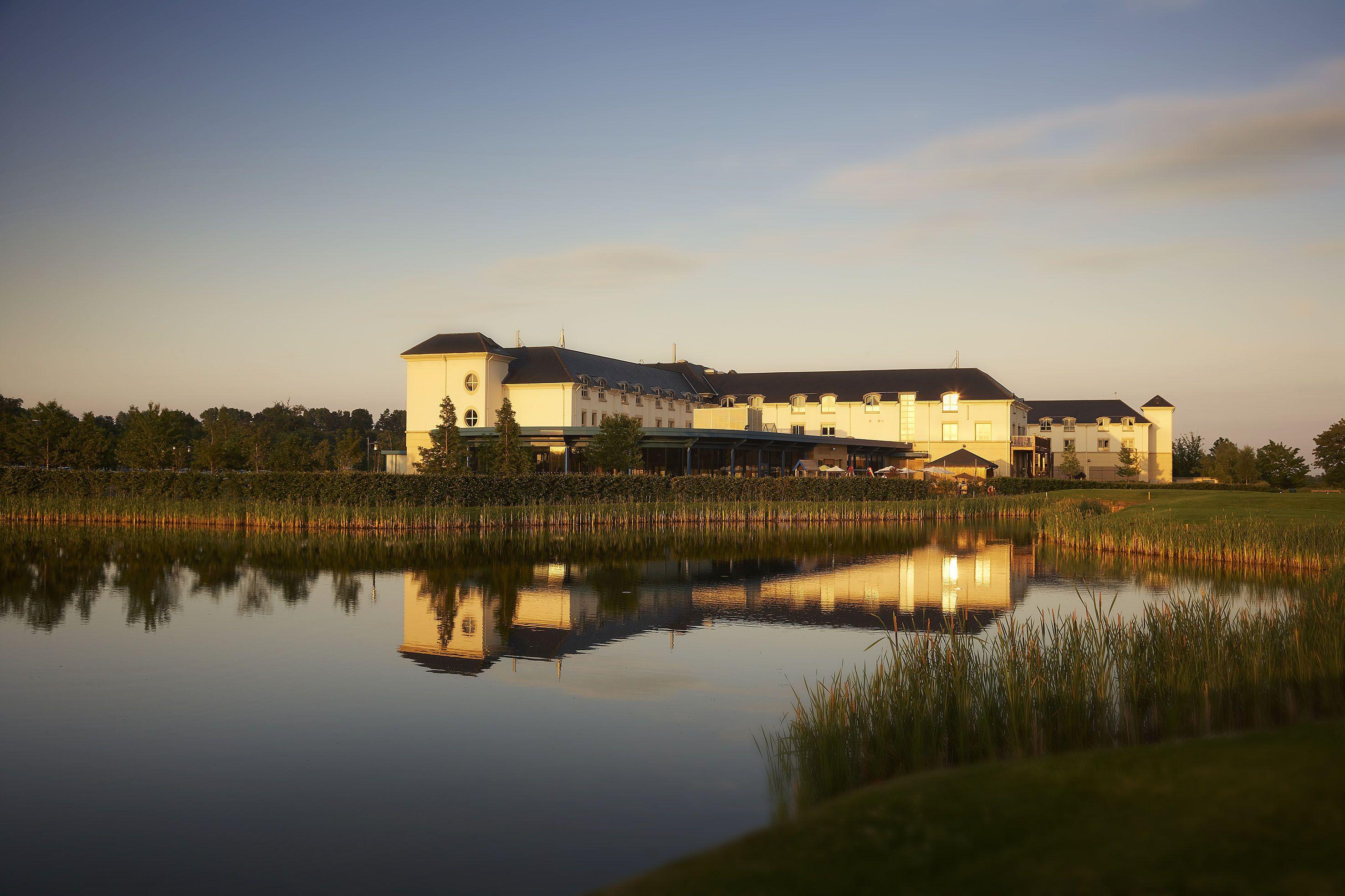Lakeside View Of Castleknock Hotel Country Club Dublin Ireland
