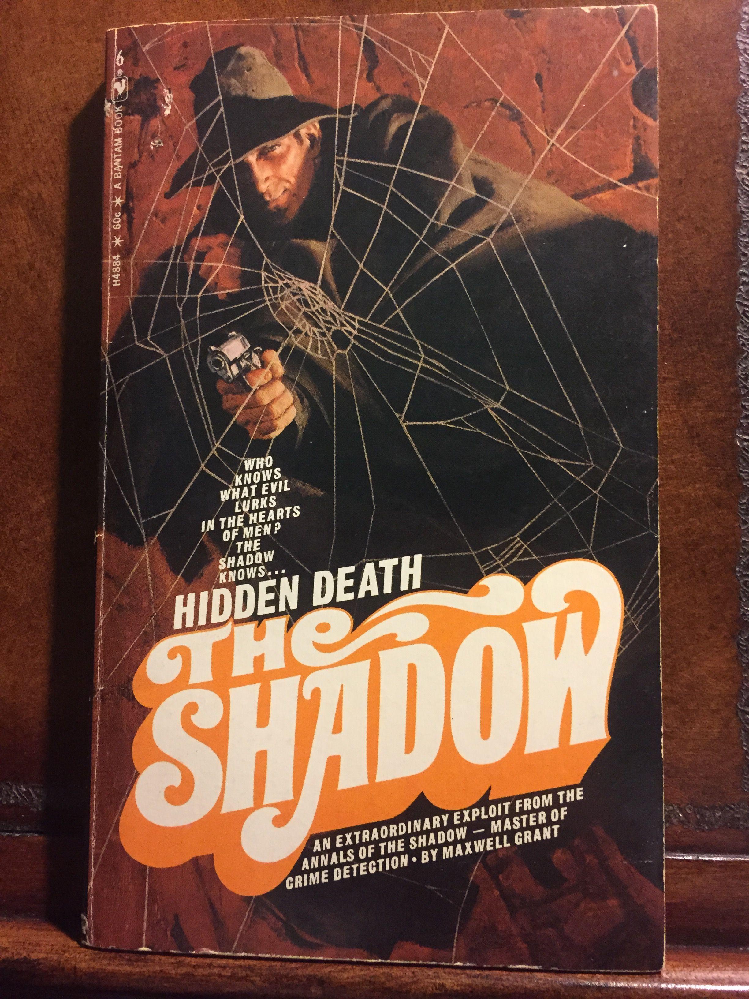 The Shadow: Hidden Death (Bantam #6)