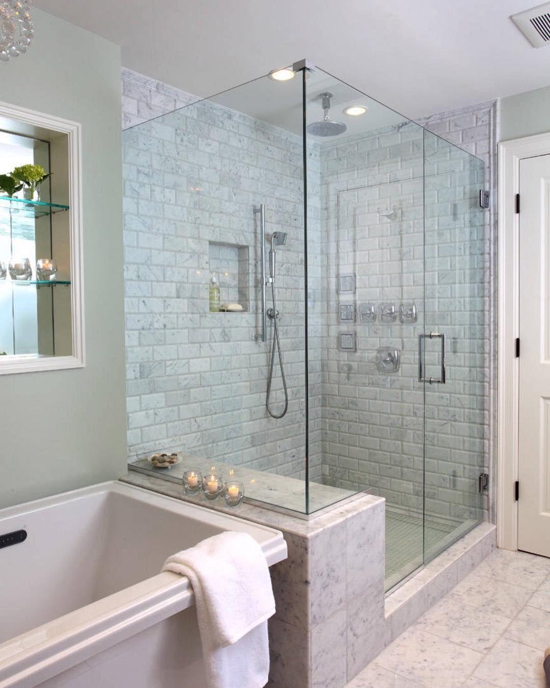 shower goals by justine sterling design t i l e badezimmer rh pinterest de