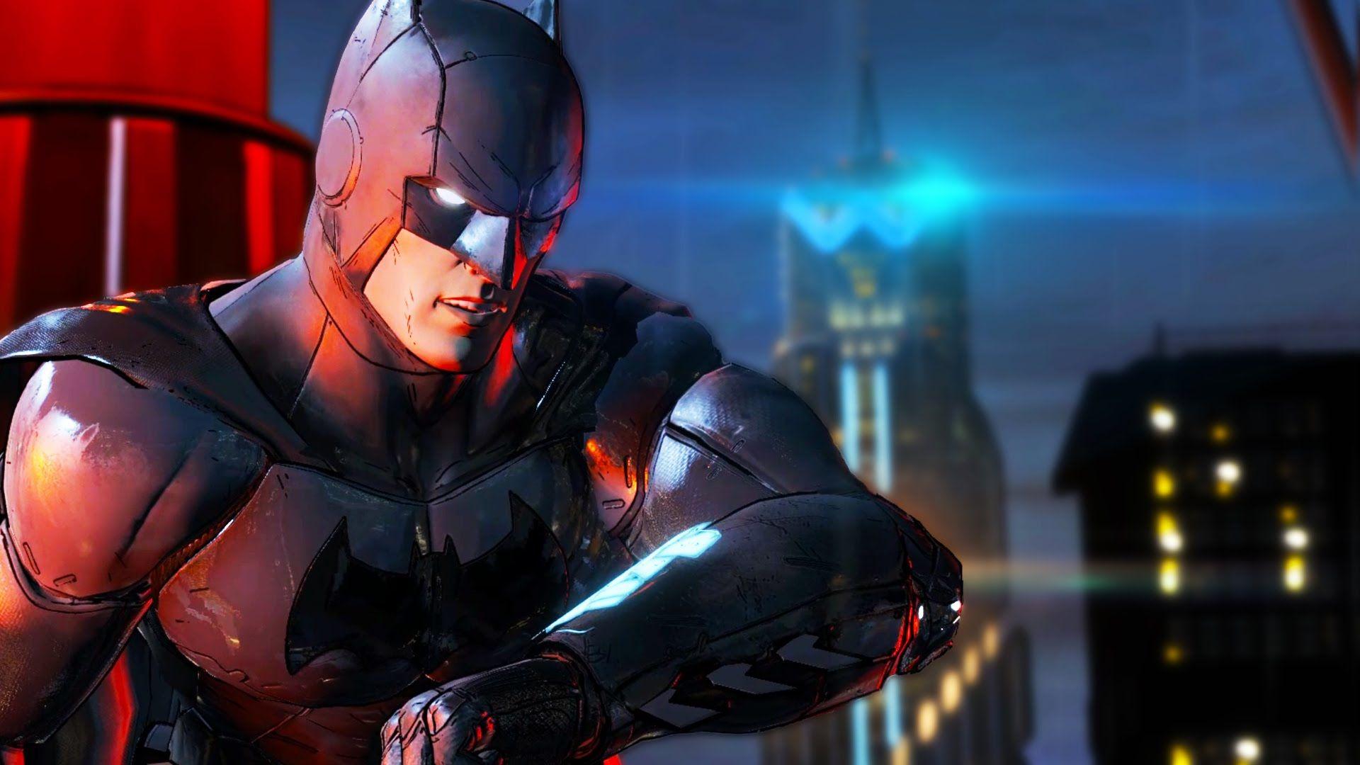 Resultado de imagem para batman telltale
