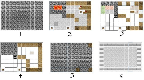minecraft village blacksmith blueprints | blacksmith | pinterest