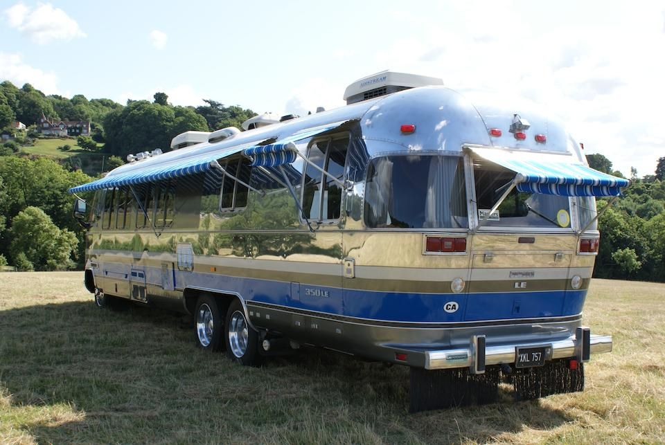 1992 airstream 350le class a motorhome chassis no