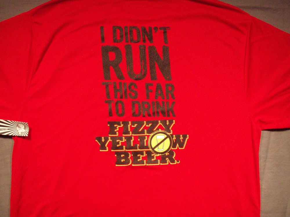 Stone Brewing Co Fizzy Yellow Running Tee Shirt Compression T-Shirt Dry Fit  T  StoneBrewingCompany 86c842a3d