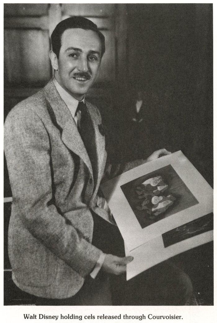 Vintage Photo Of A Young Walt Disney Disney Walt Disney Walt