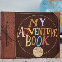 up adventure book -