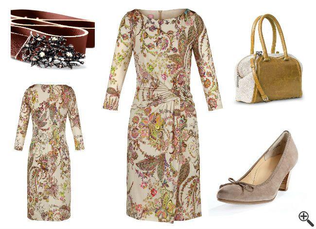 Elegante kleider fur altere damen