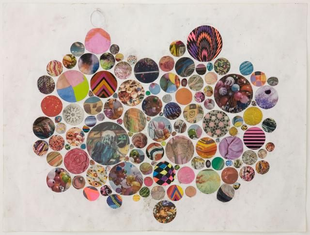 """LIST: ... collages by """"DASH SNOW"""" ..."""