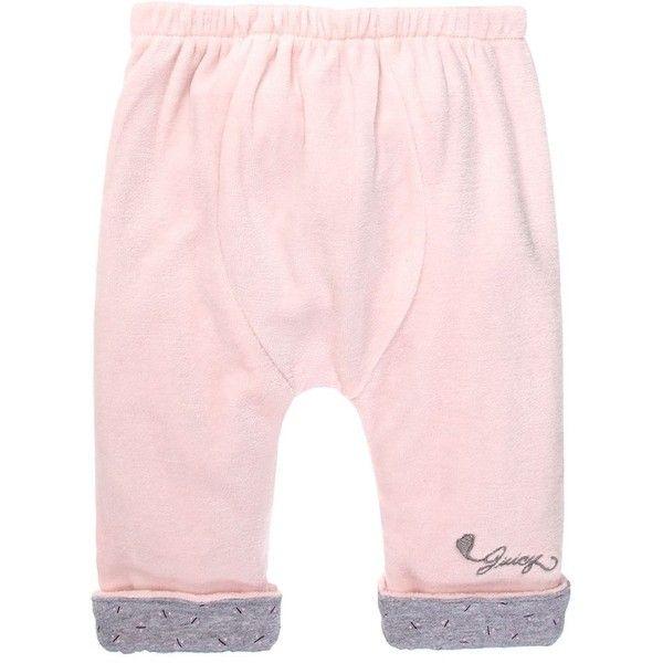 Reversible Velour Harem Pants ($38) via Polyvore