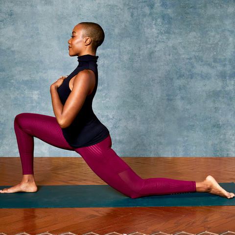 this yoga workout will only take up 10 minutes of your