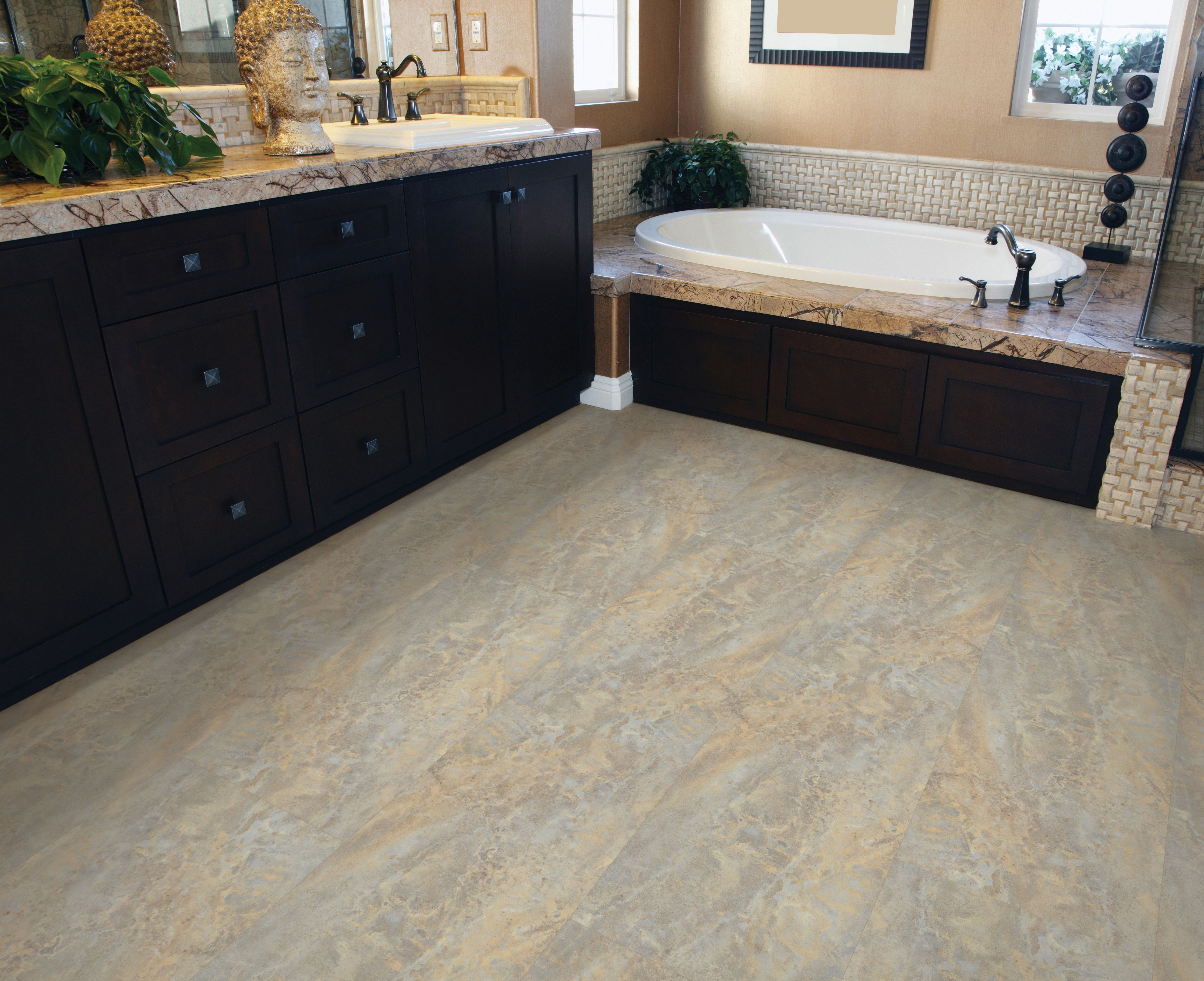 Delightful Stainmaster Pet Protect Luxury Vinyl Tile LVT   Tuscany Part 24