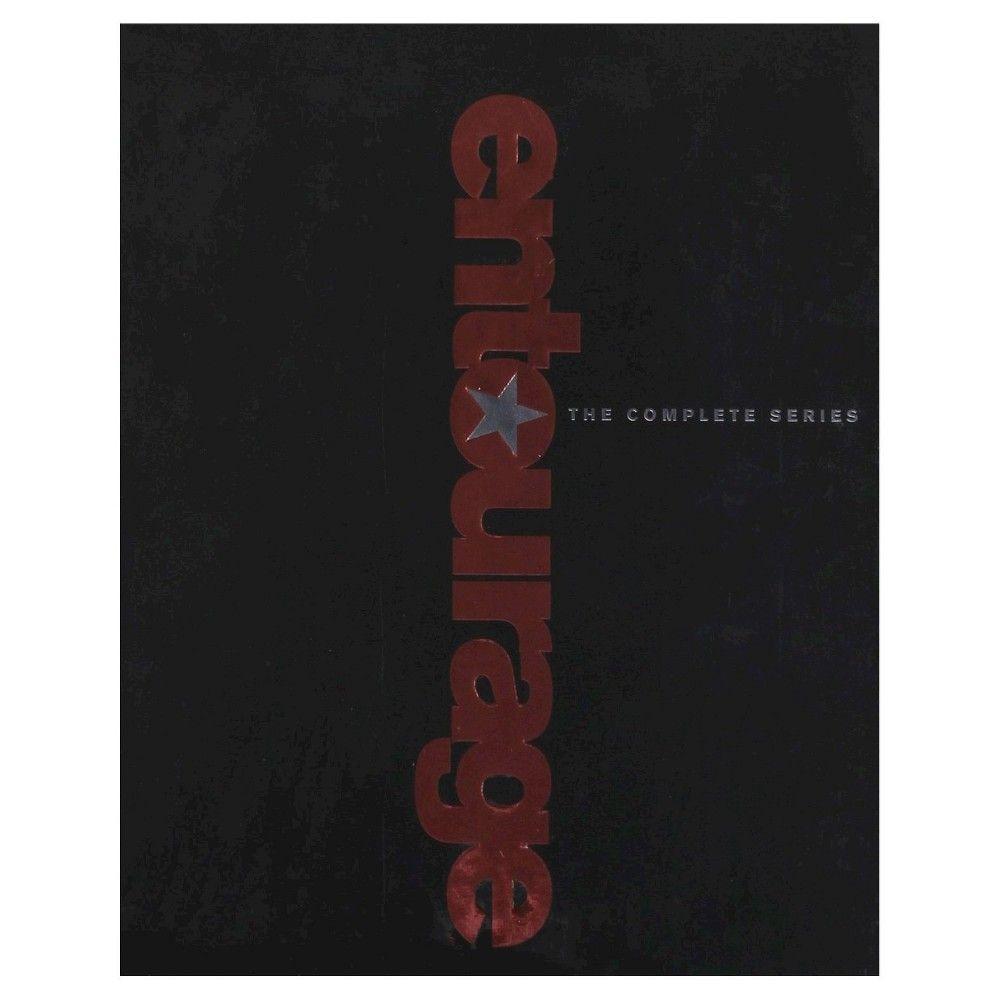 Entourage: The Complete Series [18 Discs] (Blu-ray)
