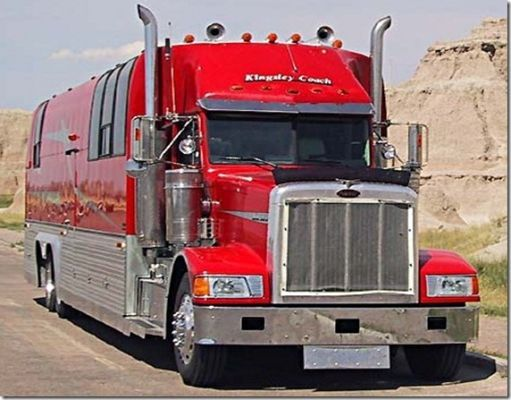 Kingsley Coach RV Truck Conversion | hwy  cruisers | Rv