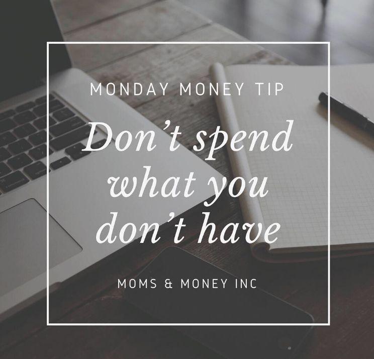 Let us help you create a simple budget!   momsmoneynet - simple budget