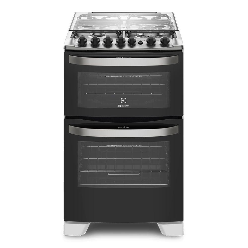 Cocina Doble Horno Electrico Gas Electrolux 56deb Cocinas Horno