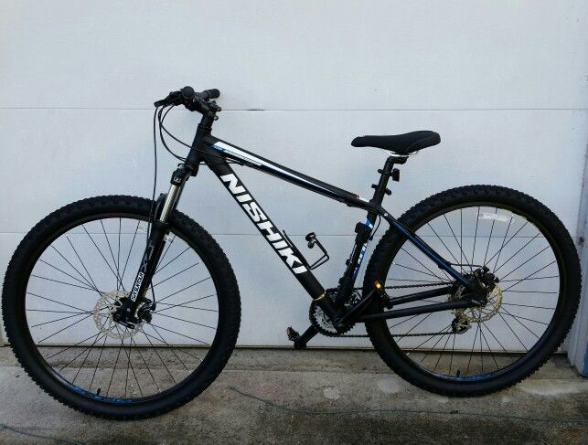 Sidste nye My Nishiki 29er Colorado mountain bike | Mountain Biking | Nishiki YM-07