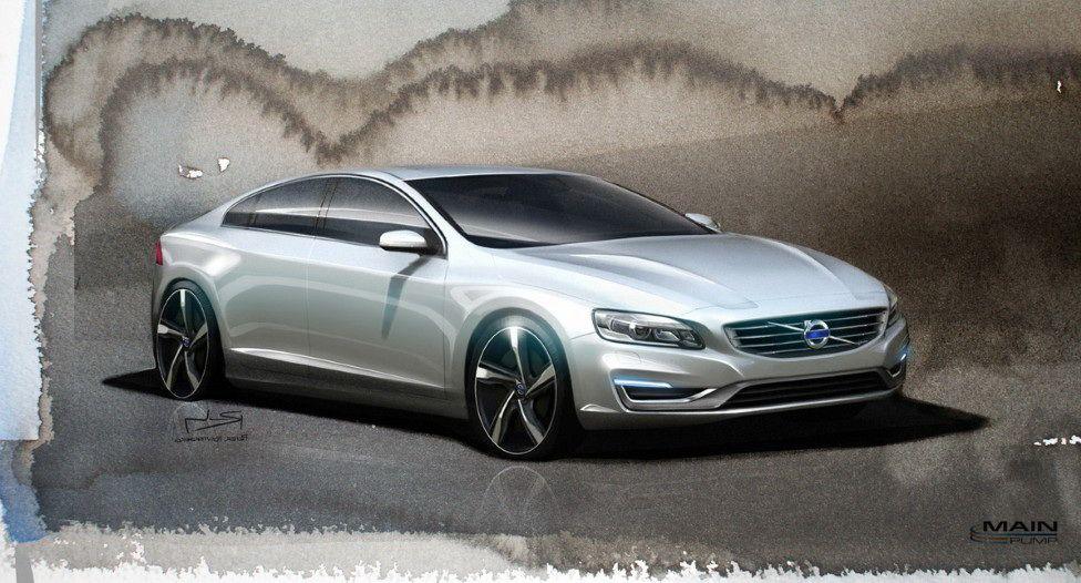 Volvo C90 Coupe >> Volvo C90 SPA platform exploration in 2013.   Volvo   Pinterest   Volvo c90, Volvo and Cars