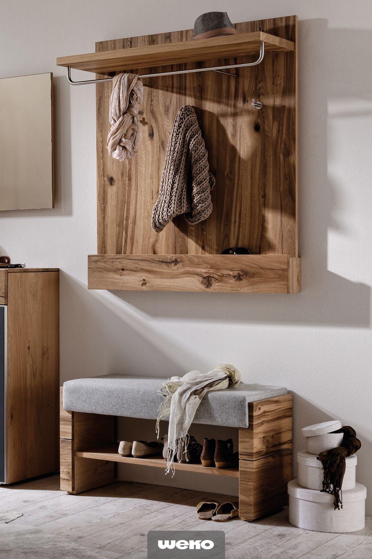 Garderoben Programm In Eiche Altholz In 2020 Altholz Garderobe Alte Eiche Haus Deko