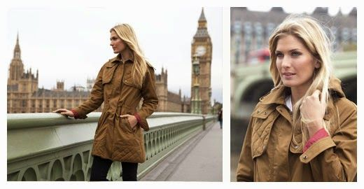 Dubarry of Ireland Winter Coat Fashion For Linda