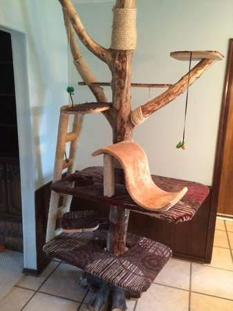 The Purrfect Cat Tree Oklahoma City Craigslist Decor Home Decor Cat Tree