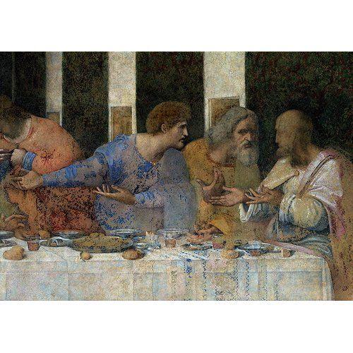 East Urban Home The Last Supper 1495 97 By Leonardo Da