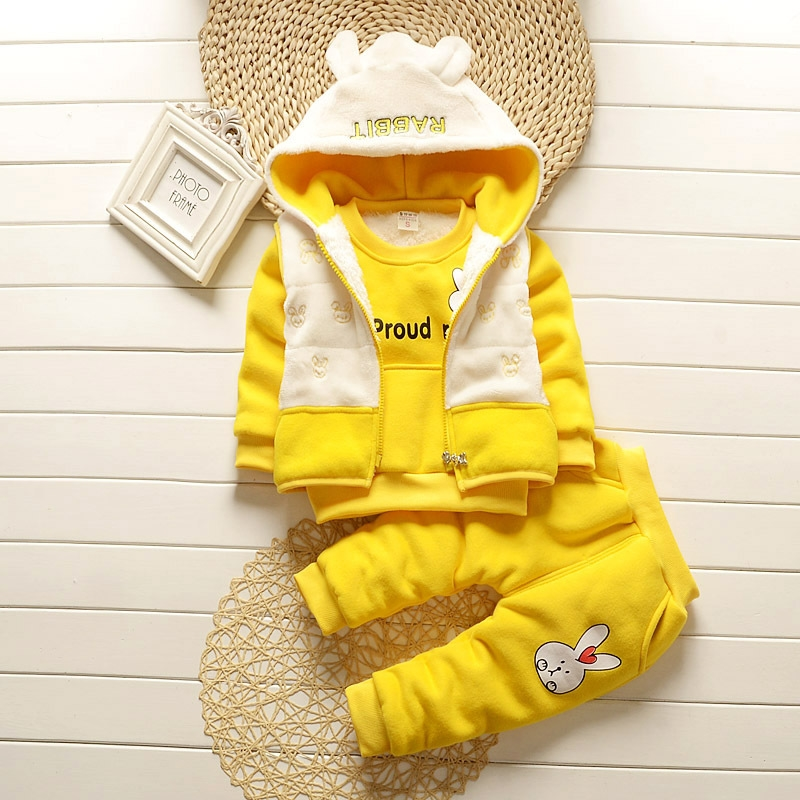 38.77$  Buy now - http://ali4gd.shopchina.info/go.php?t=32766490572 - YNB Winter Autumn children baby clothes sets long sleeve tracksuit kids costumes for Boys 3 Pieces fashion toddler boy clothes  #buyininternet