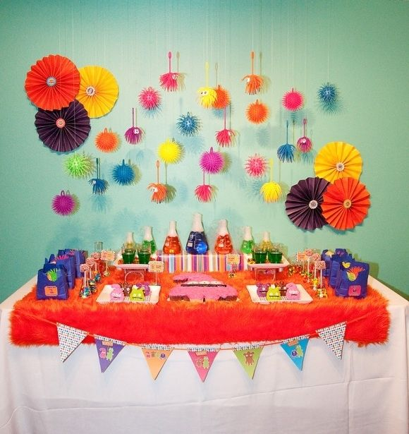 34 Monster Birthday Party Ideas Monster birthday parties