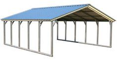 Shed Ranch Is The Company To Call In Gainesville, FL When You Need Steel  Buildings