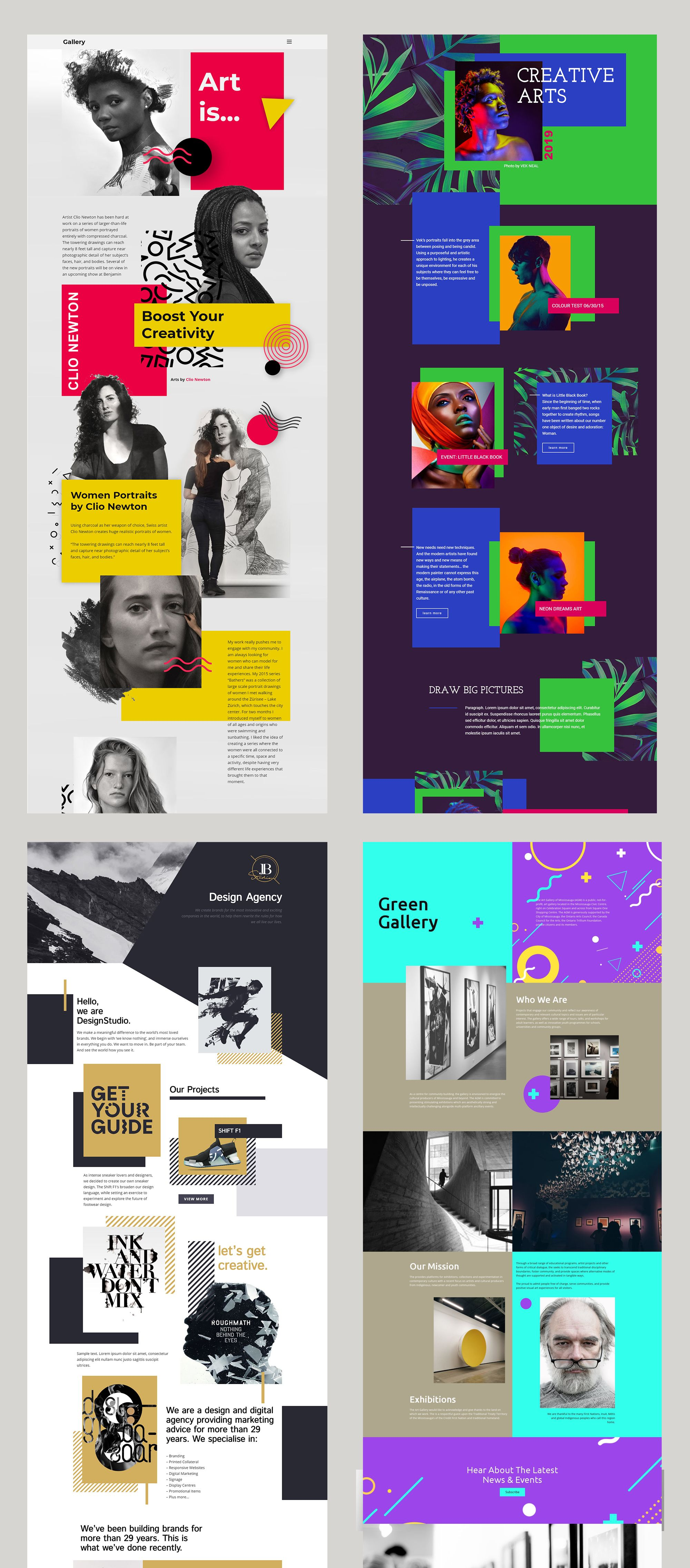Free Templates By Nicepage Builder Web Design Agency Web Design Tips Professional Web Design