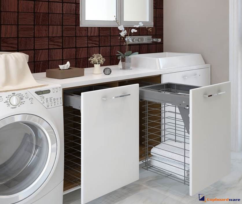 CupboardWare - Laundry Hamper - Slide Out