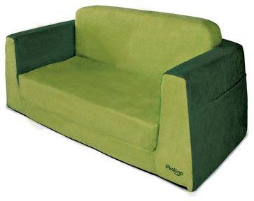 Superb Pkolino Little Couch In Green Modern Kids Chairs All Download Free Architecture Designs Sospemadebymaigaardcom