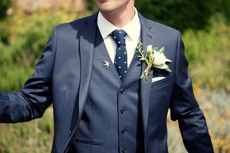 Vintage Inspired Stylish Wedding At The Walled Garden Cowdray With ...