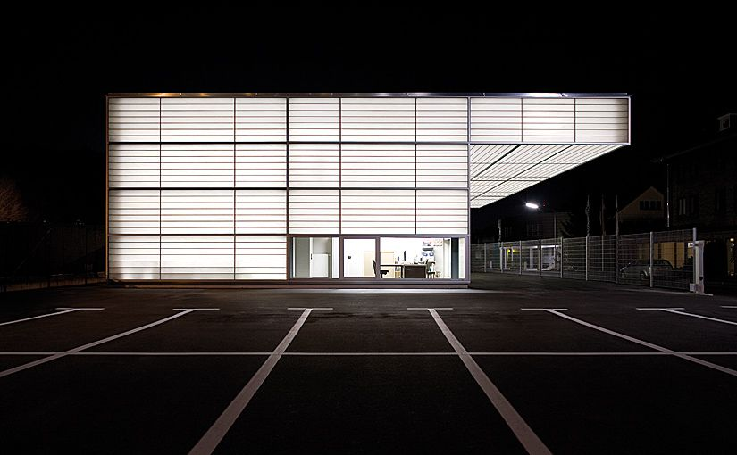 Workshop Siegen | Ian Shaw Architekten (Photo: Felix Krumbholz) | Archinect