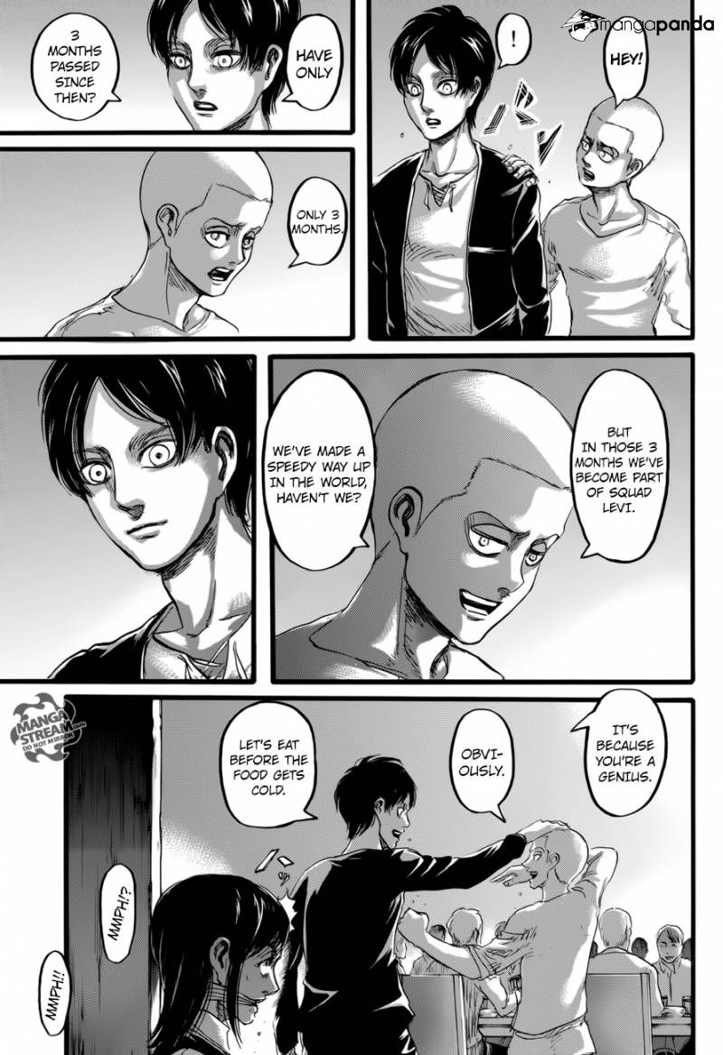 AoT Chapter 72 part 19/44 AoT Attack on titan, Anime