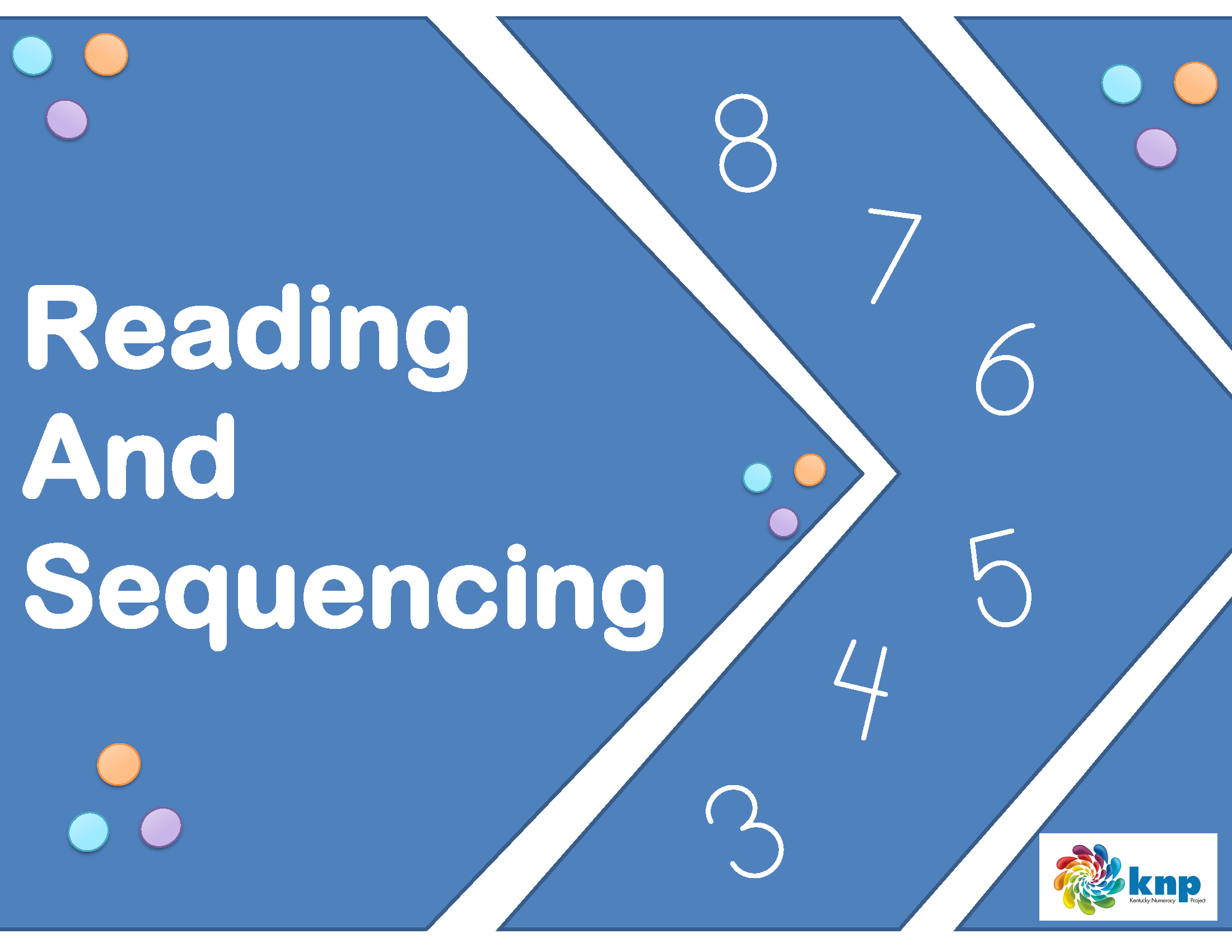 Reading And Sequencing