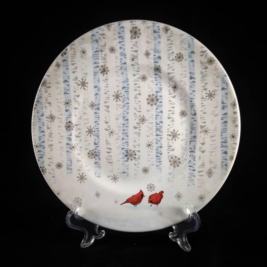 Cardinal In The Wood Piring Makan Keramik Produksi Pt Sango Indonesia Fine Ceramic Material Microwave Dishwasher Ceramic Materials Fine Ceramic House Design