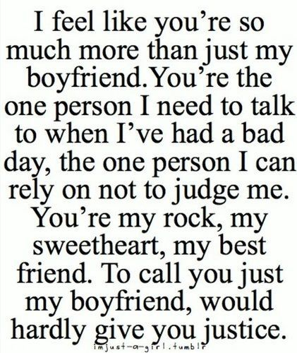 Love Quotes For Boyfriend Awesome 30 Love Quotes For Boyfriends  Pinterest  Boyfriends