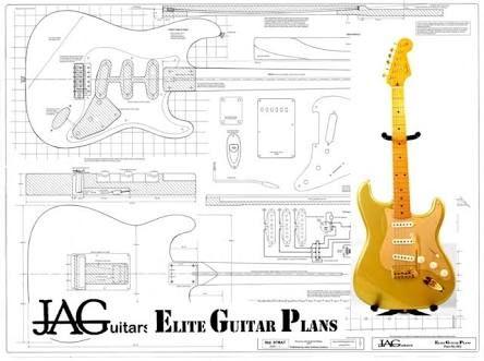 Resultado De Imagem Para Fender Strat Guitar Body Templates