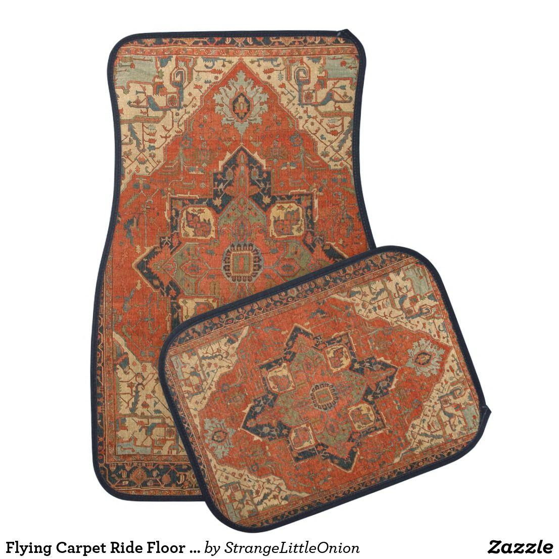 Flying Carpet Ride Floor Mats Designed For You By Strangelittleonion Flying Carpet