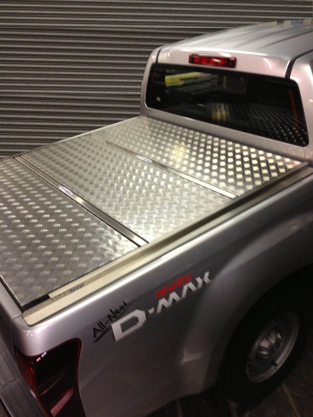 Coverstep Modular Tonneau Cover For Your Pickup Truck Pickup