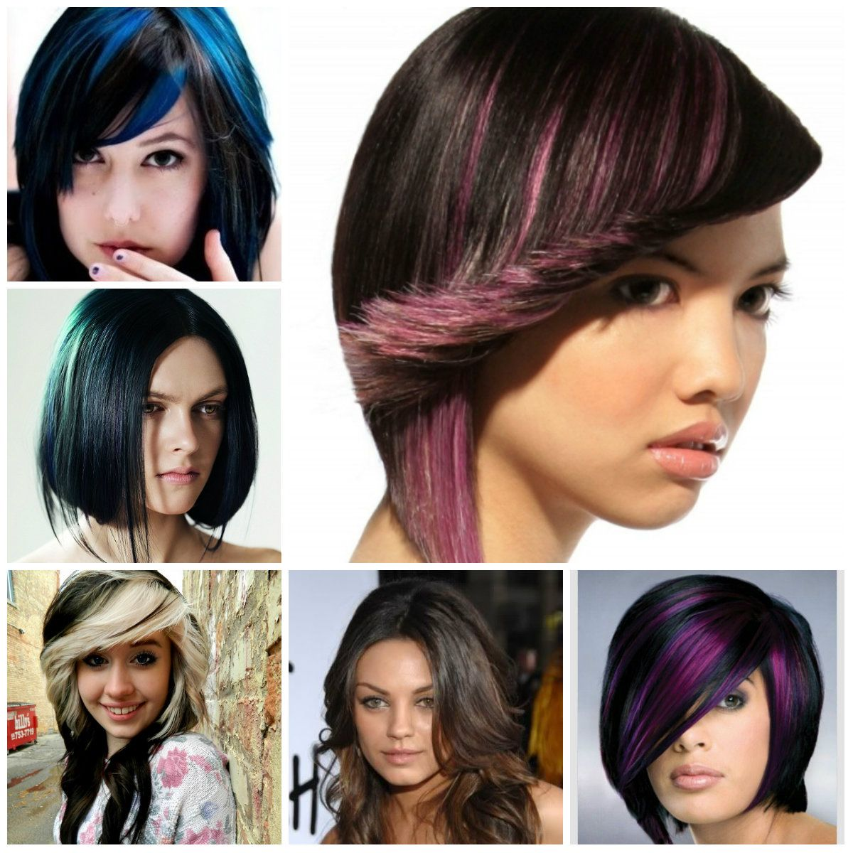 Hairstyles 2016 dark hair - Hair Coloring