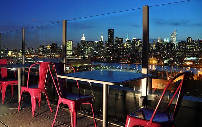 8 Terrific Hotels In Queens Nyc Rooftop Barnew York