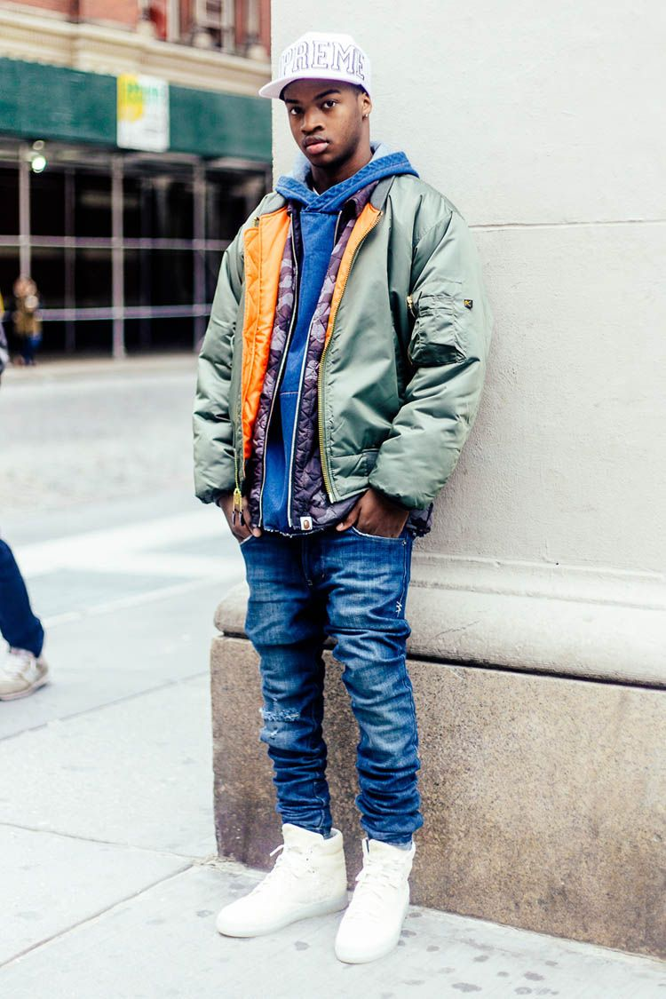 Ken Rebel Layered Streetwear Urban Fashion Style The Modern 90 S Much More Fitted Things
