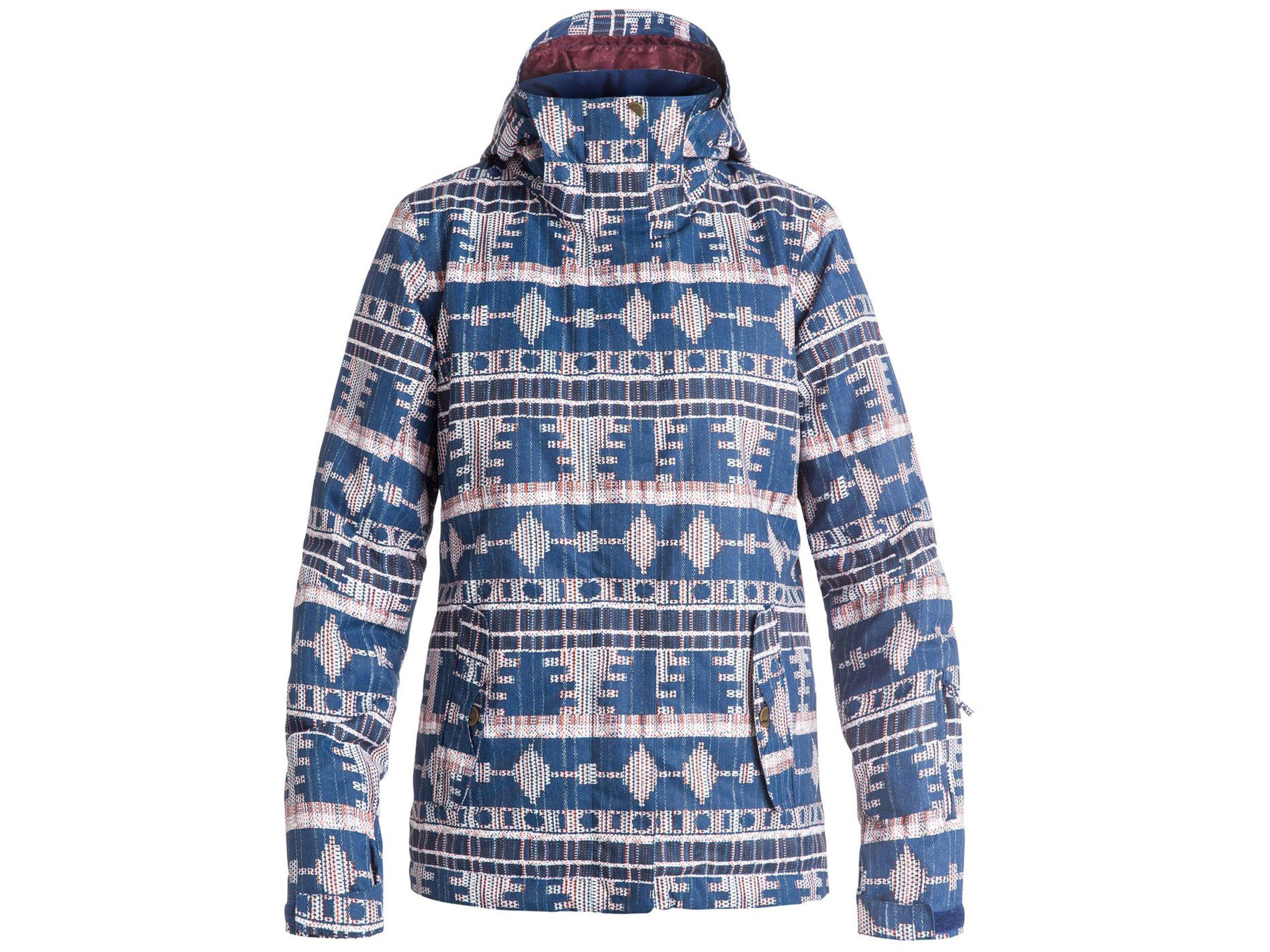 Damska Kurtka Narciarska Roxy 03055 Zimowa 10000 M 6676557769 Oficjalne Archiwum Allegro Snow Jackets Women Denim Jacket Women Jackets For Women