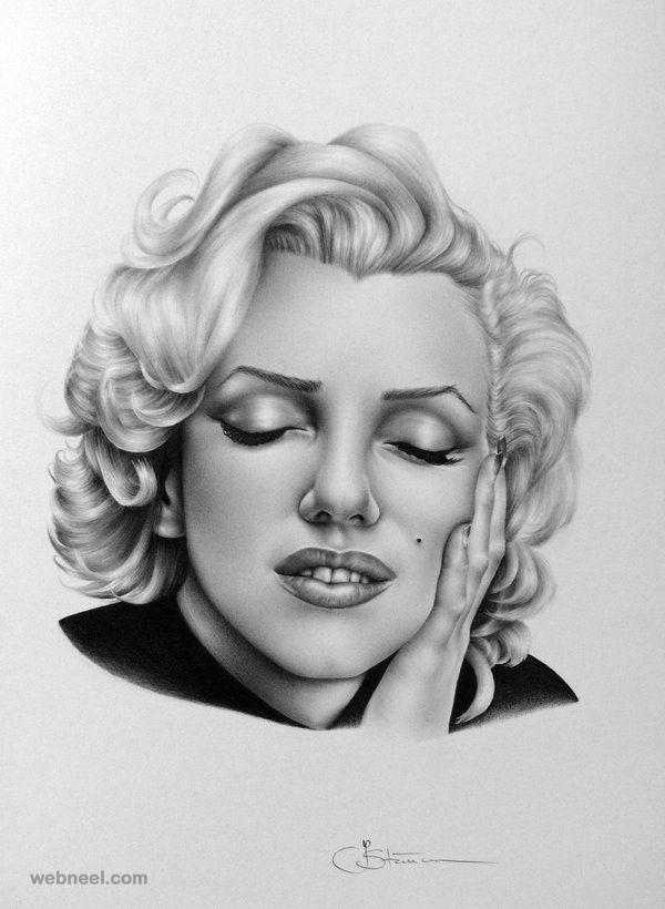 30 hyper realistic pencil drawings by romanian artist ileana hunter