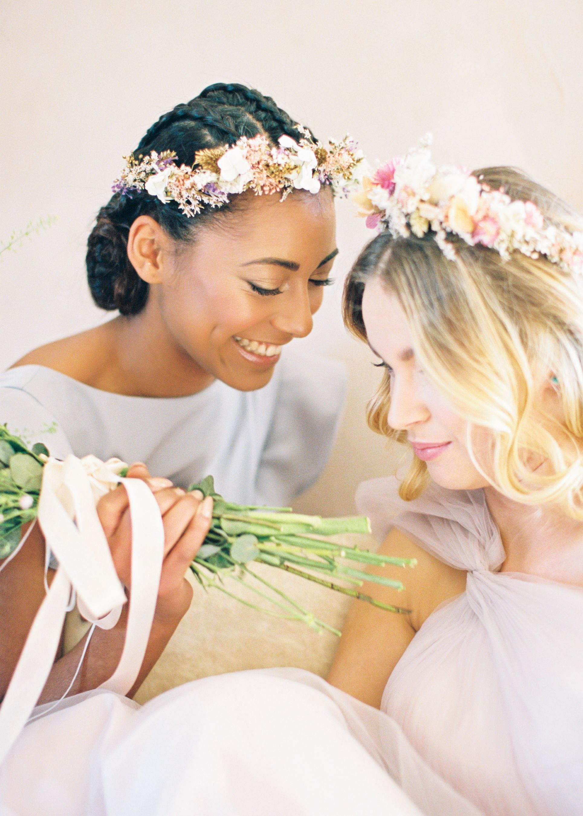 Pretty Flower Crowns Thth Thth Collection Pinterest