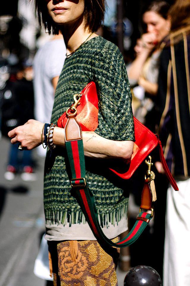 Bolsa de Gucci
