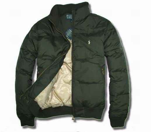 Ralph Lauren Polo Mens outlet Down jacket In Green   Dalla   tyle ... 22008f3c5033