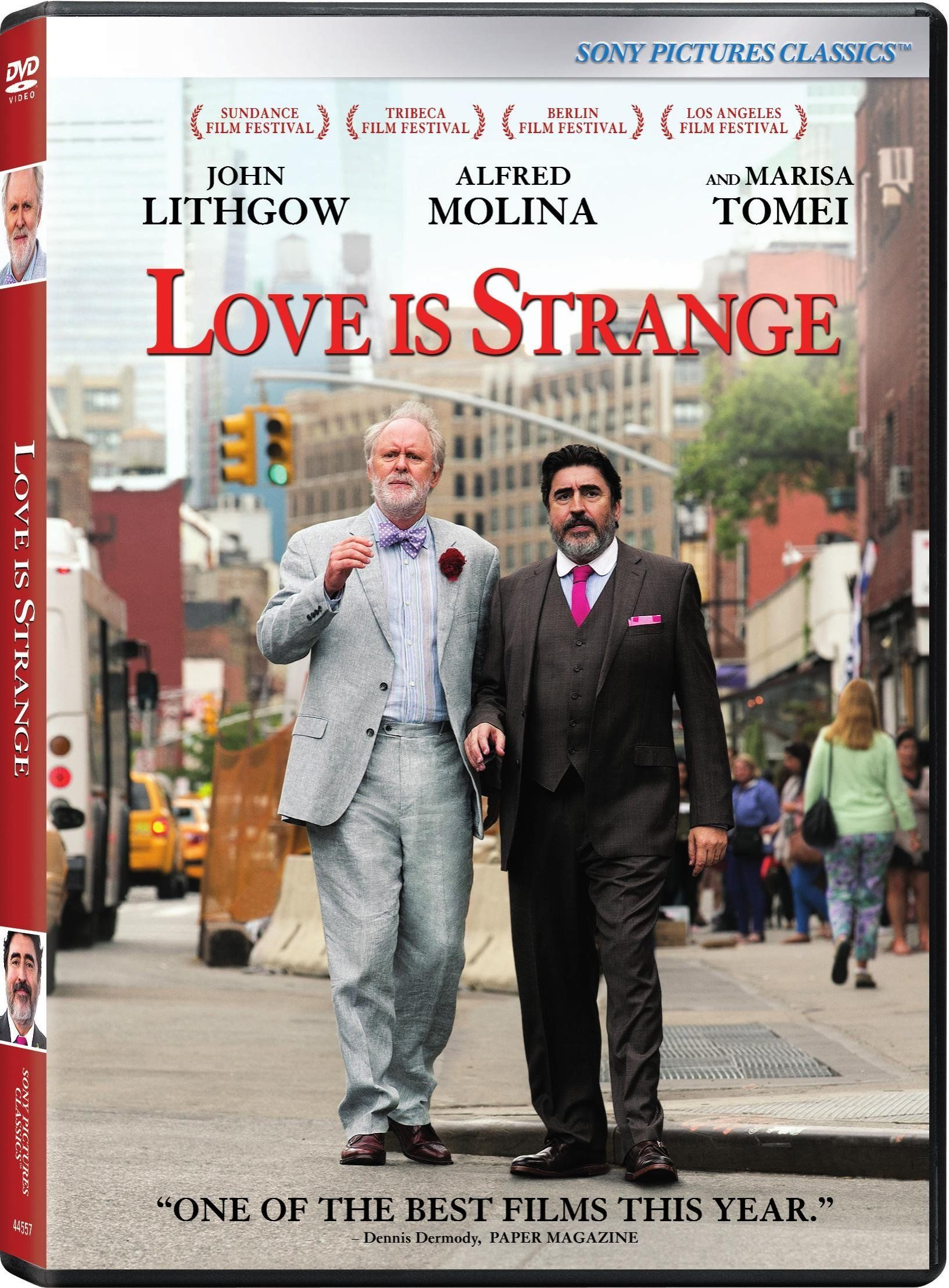 Love is Strange Sony pictures classics, New movies, The